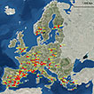 A georeferenced dataset of drought and ...